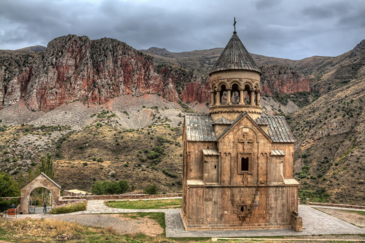 По следам Армении