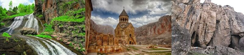 Путешествие по Армении - 5 дней / 4 ночи