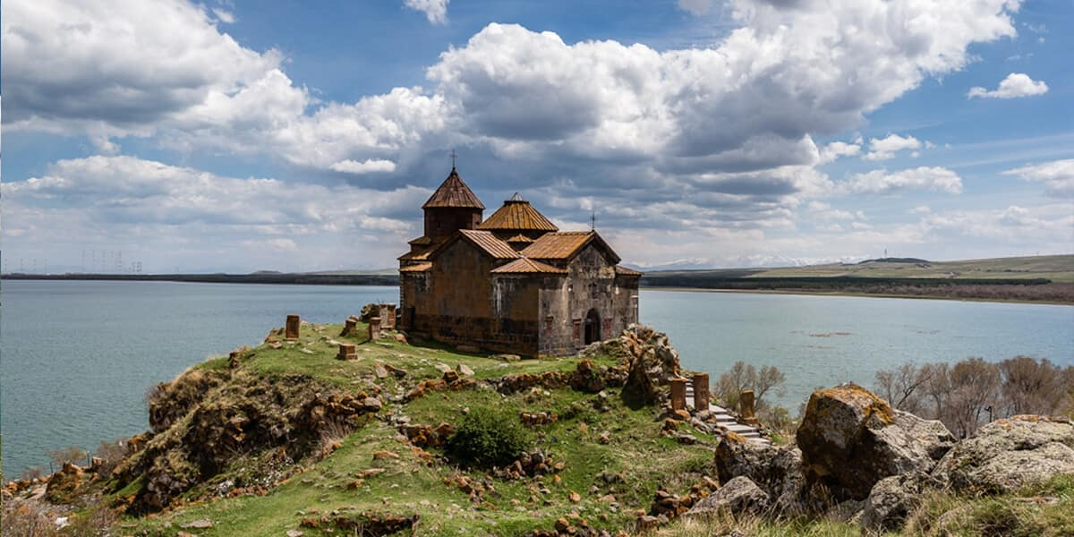 Отдых на озере Севан, Армения
