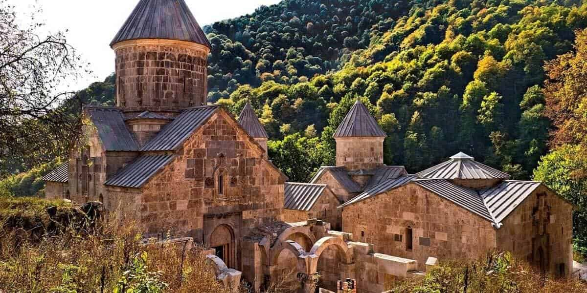 Краски Армении