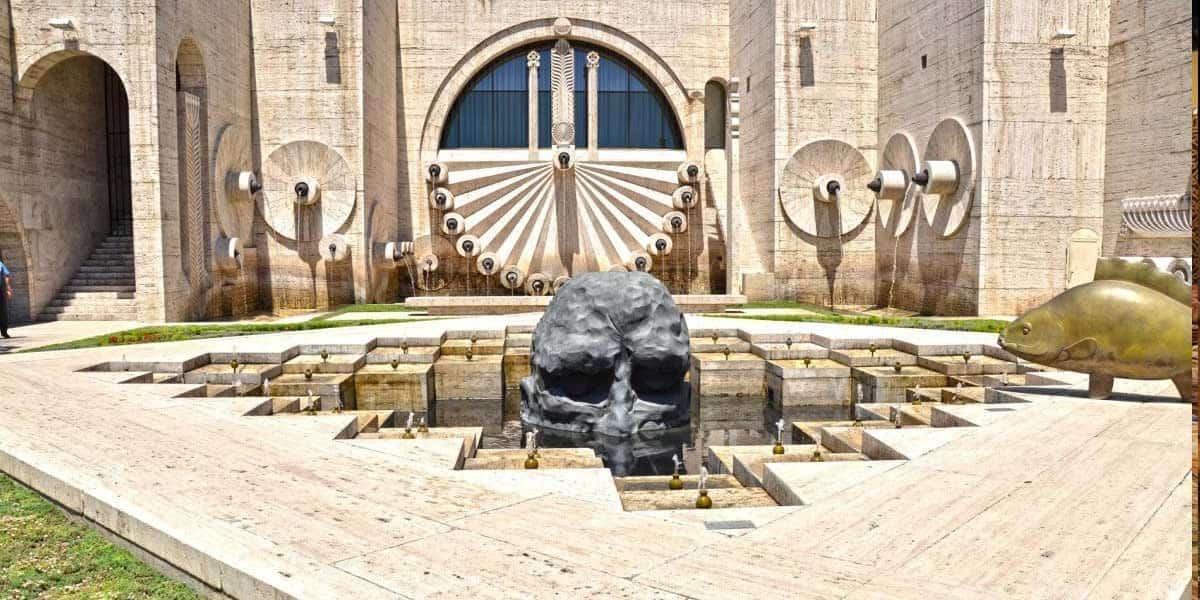 Комплекс Каскад в Ереване