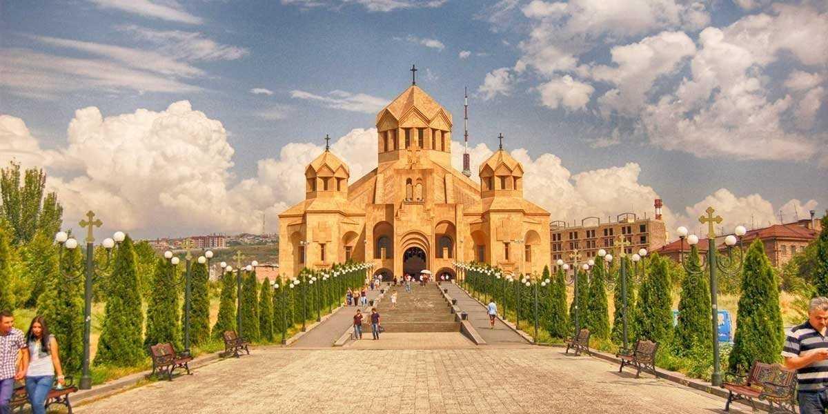 Церковь - св. Григория Просветителя
