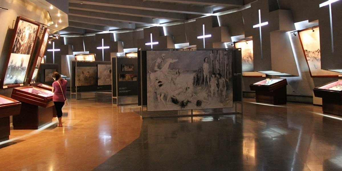 Музей памяти жертв Геноцида 1915 года