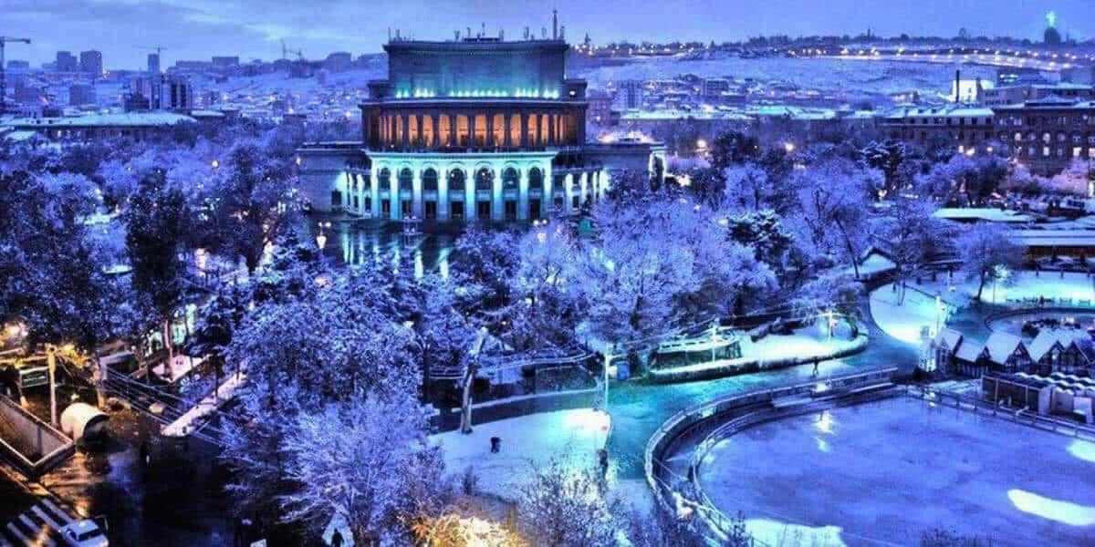 Что посмотреть зимой в Армении ?