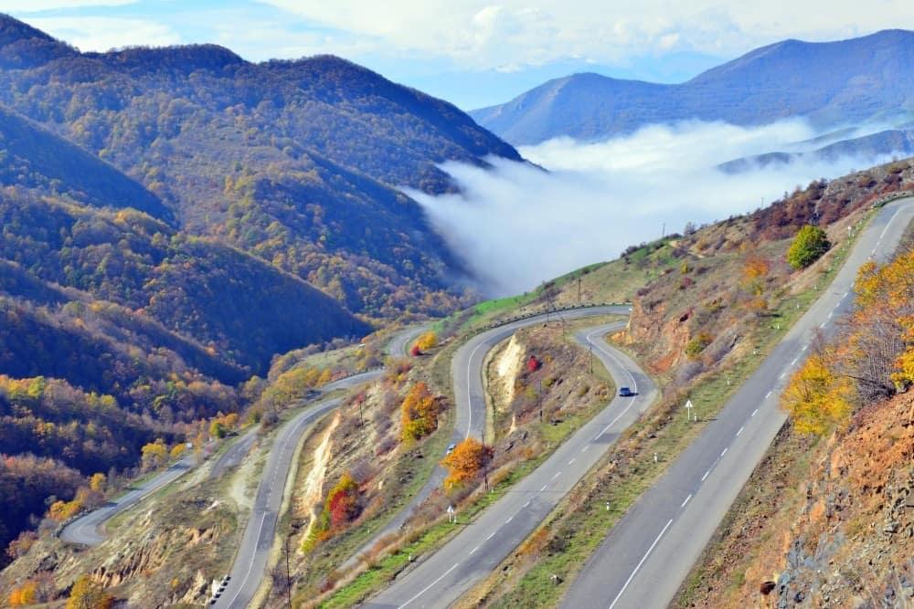 Поездка в Армению осенью