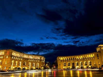 Шестидневный тур в Армению