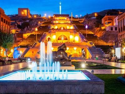 Отдых в Армении - Ереван