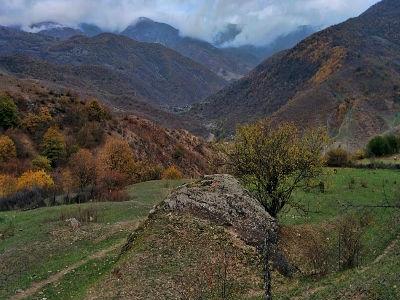 Пешие походы по Армении