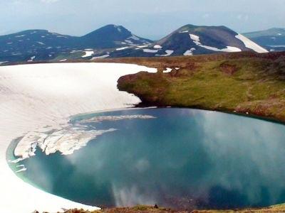 Походы по горам Армении