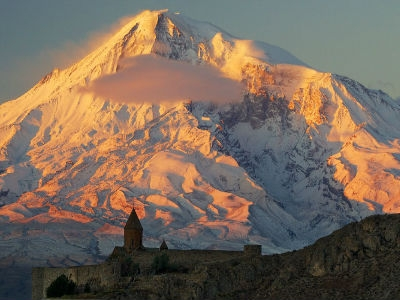 Отдых в Армении весной